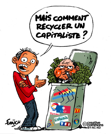 Comment recycler le capitalisme ?