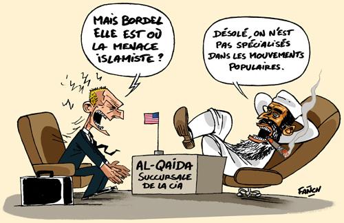 Ben Laden absent des revolutions du maghreb
